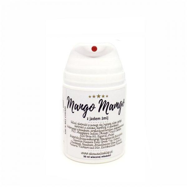 Krem Mango Mamgo z jadem żmiji