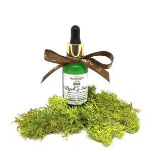 Olejek naturalny do nacierania i aromaterapii